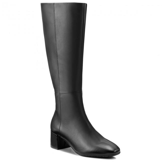 Knee High Boots GINO ROSSI - Megu DKH638-Z61-E100-9900-F 99