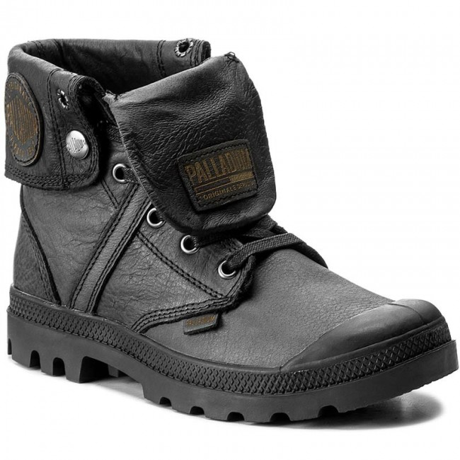 Hiking Boots Palladium Pallabrouse Baggy L2 73080 008 M Black Trekker Boots High Boots And Others Women S Shoes Efootwear Eu
