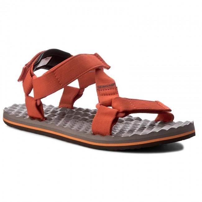 f9e596192 Sandals THE NORTH FACE - Base Camp Switchback Sandal T92Y97RDQ Falcon  Brown/Tibetan Orange