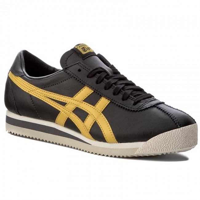 low priced 2c971 4360a Sneakers ASICS - ONITSUKA TIGER Corsair D713L Black/Tai-Chi Yellow 9004