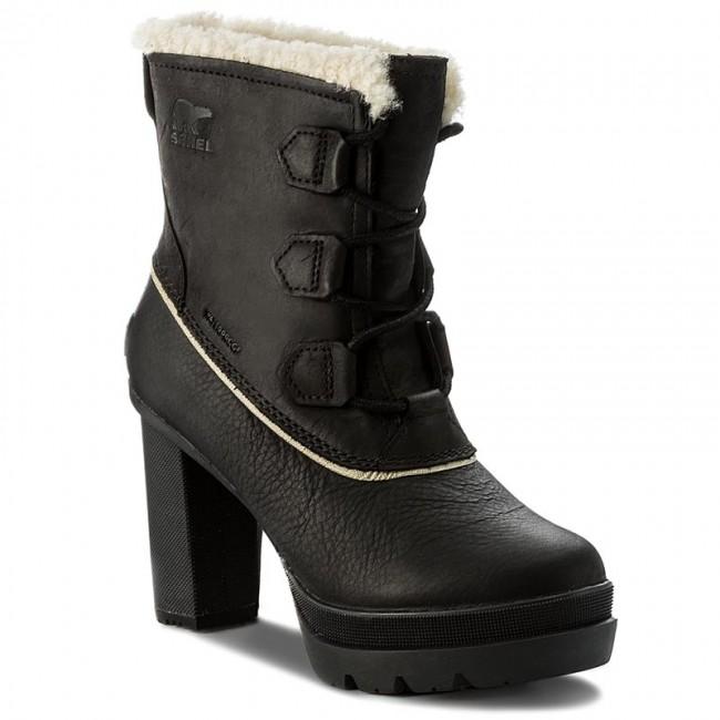 Boots SOREL - Dacie Lace NL2551 Black