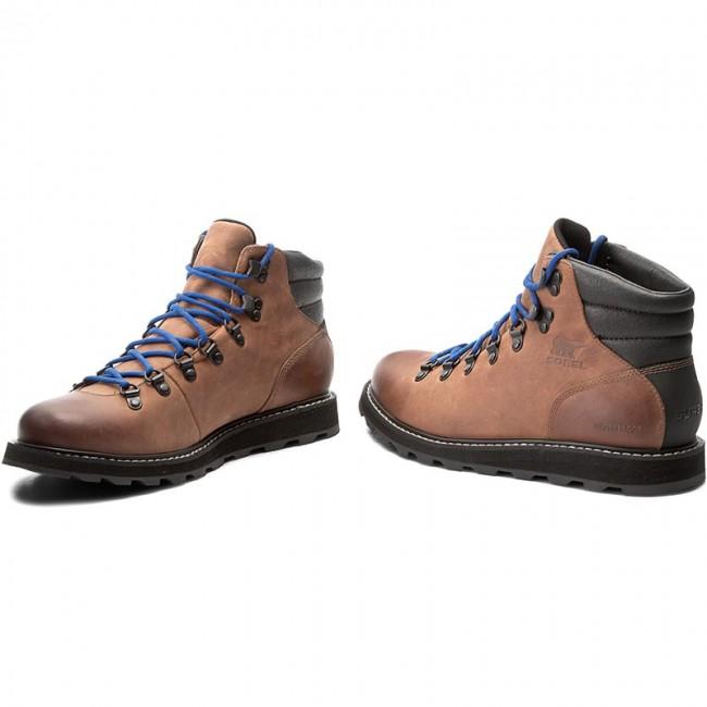 4b484915613 Boots SOREL - Madson Hiker Waterproof NM2620 Elk/Black 286