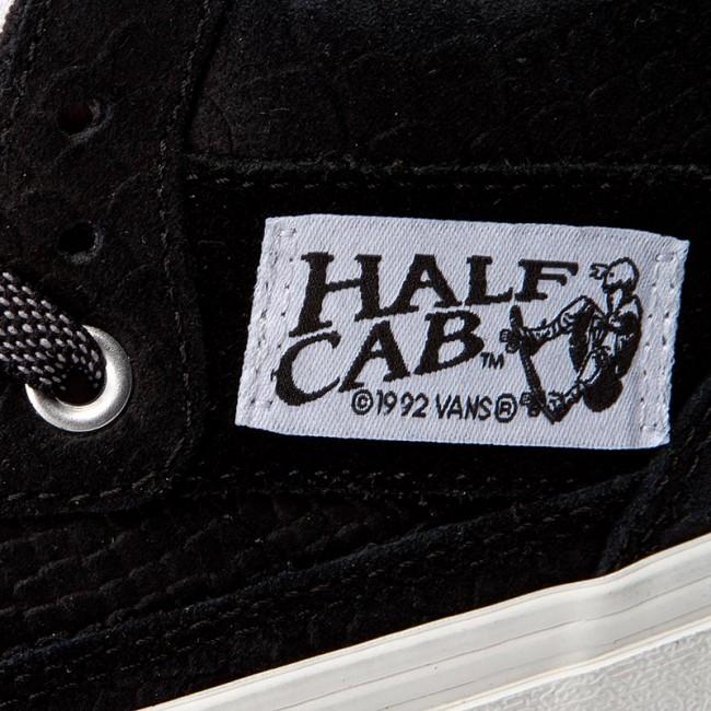 Sneakers VANS Half Cab VN0A348EOS3 (Snake) BlackBlanc