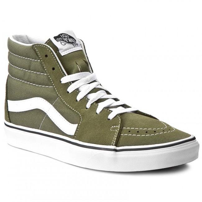 Sneakers VANS - Sk8-Hi Winter Moss