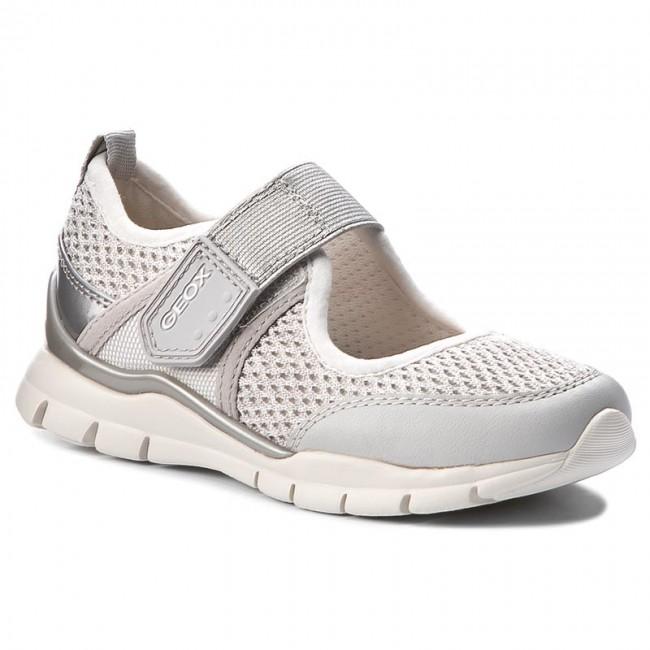 2401b2ff Shoes GEOX - J Sukie G. C J723GC 01454 C1010 Lt Grey