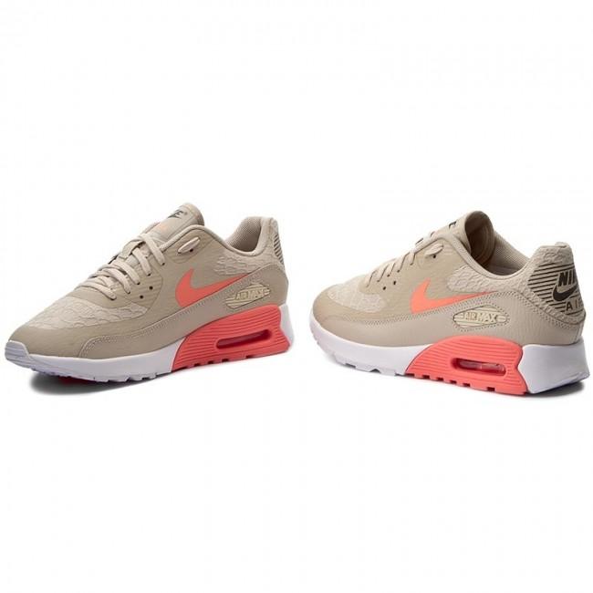 Shoes NIKE Air Max 90 Ultra 2.0 881106 100 OatmealLava GlowWhite