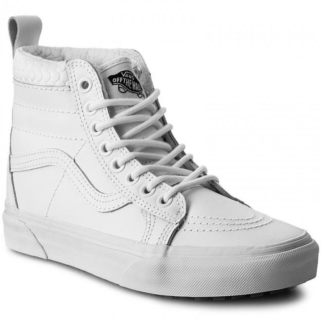 Sneakers VANS Sk8 Hi Mte VN0A33TXOQA (Mte) True WhiteMono