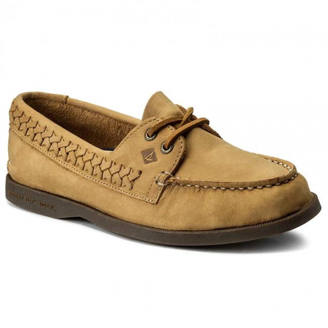 Moccasins SPERRY - STS96576 Quinn Tan