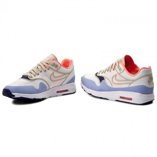 Shoes NIKE Air Max 1 Ultra 2.0 Si 881103 102 SailOatmealWhiteLava Glow
