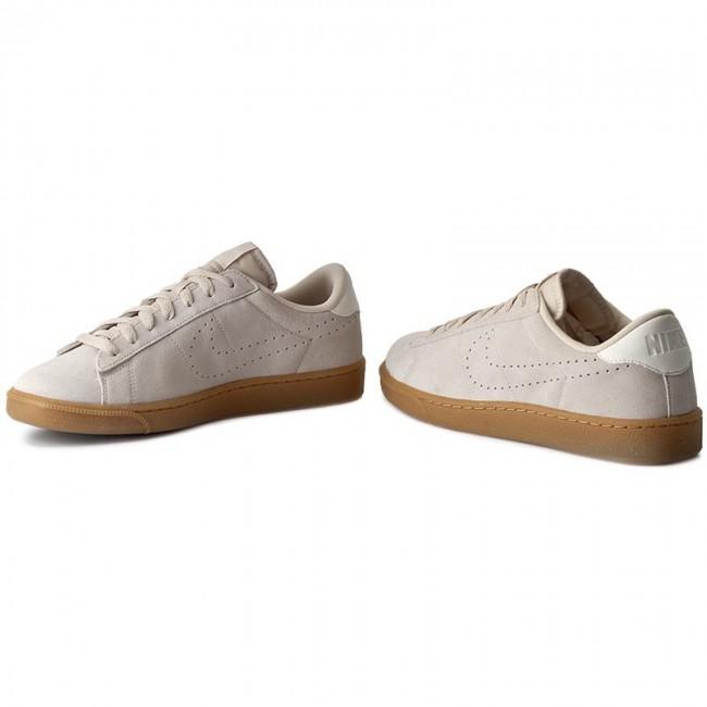 Shoes NIKE Tennis Classic Cs Suede 829351 100 OatmealOatmealIvory