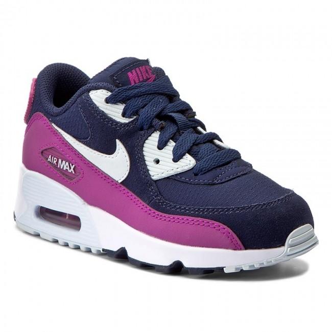 Schuhe NIKE Air Max 90 Mesh (Ps) 833341 402 Midnight Navy
