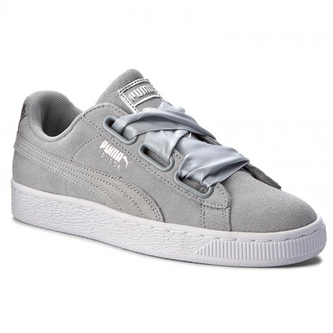 newest 75d5d c2878 Sneakers PUMA - Suede Heart Safari Wn's 364083 02 Quarry/Quarry