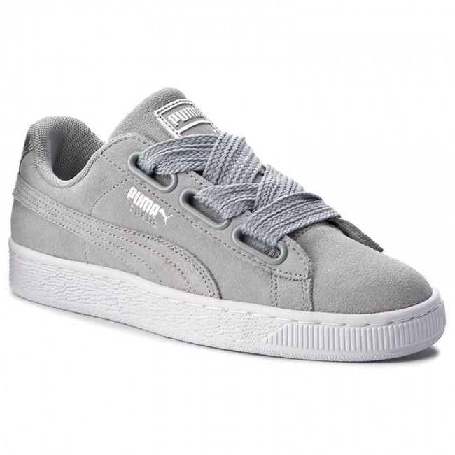 Sneakers PUMA Suede Heart Safari Wn's 364083 02 QuarryQuarry