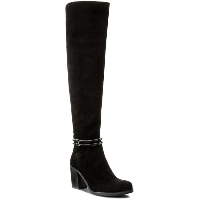 Vandalizzare Repubblica Inalare  Over-Knee Boots SERGIO BARDI - Brindisi FW127270417GM 801 - Musketeer -  High boots and others - Women's shoes | efootwear.eu