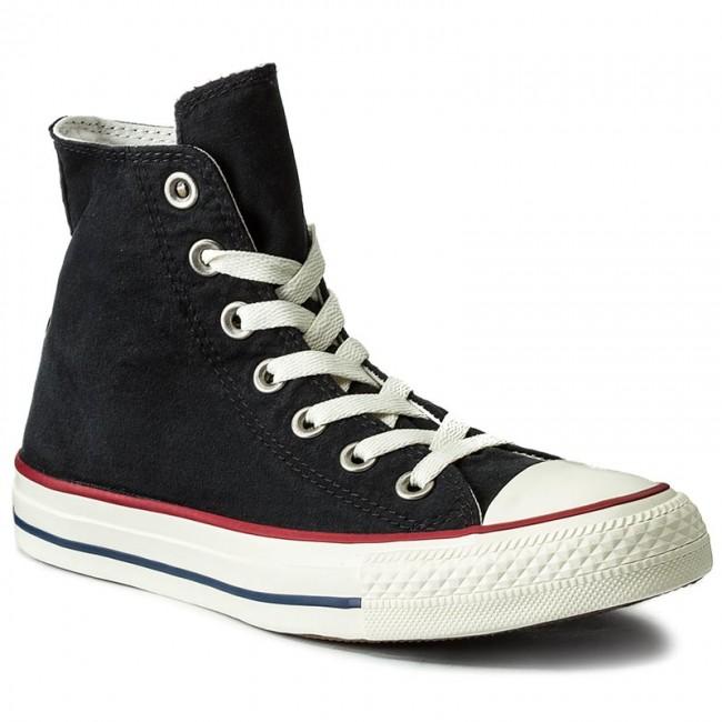 Ctas Hi 157607C Black/Garnet/White