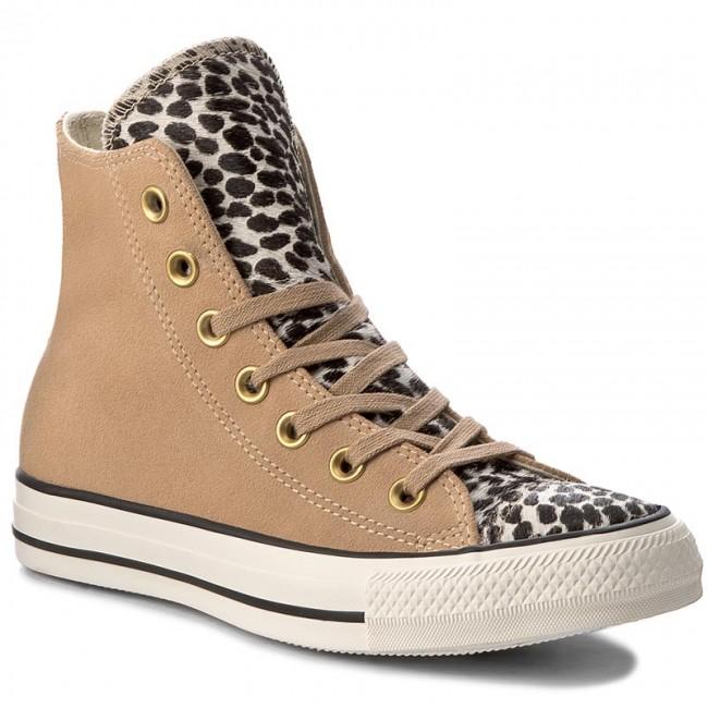 157632C Light Sneakers FawnBlackEgret Hi Ctas CONVERSE rCdhtsQ