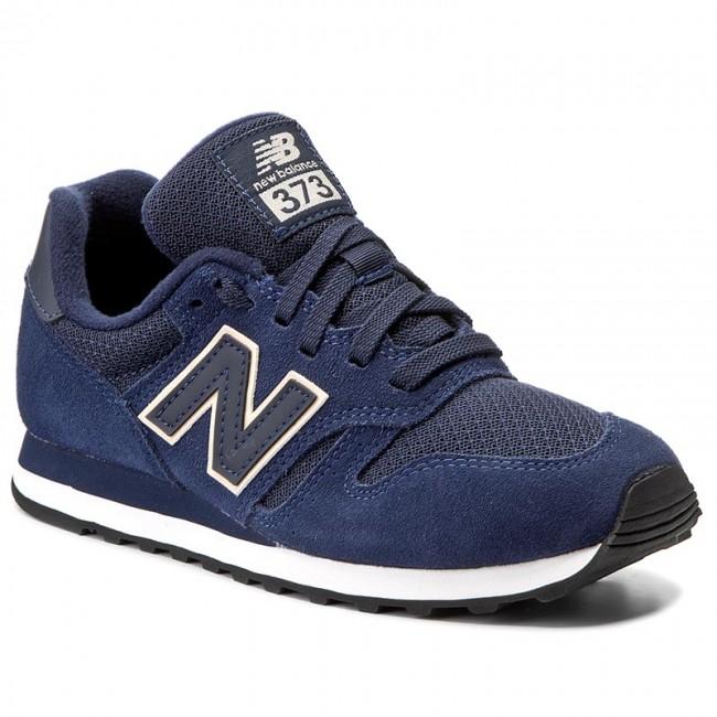 Sneakers NEW BALANCE - WL373MIN Navy Blue
