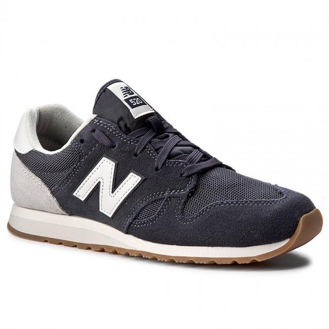 Sneakers Blue Shoes Balance Low New Navy U520ak SzUMpqV