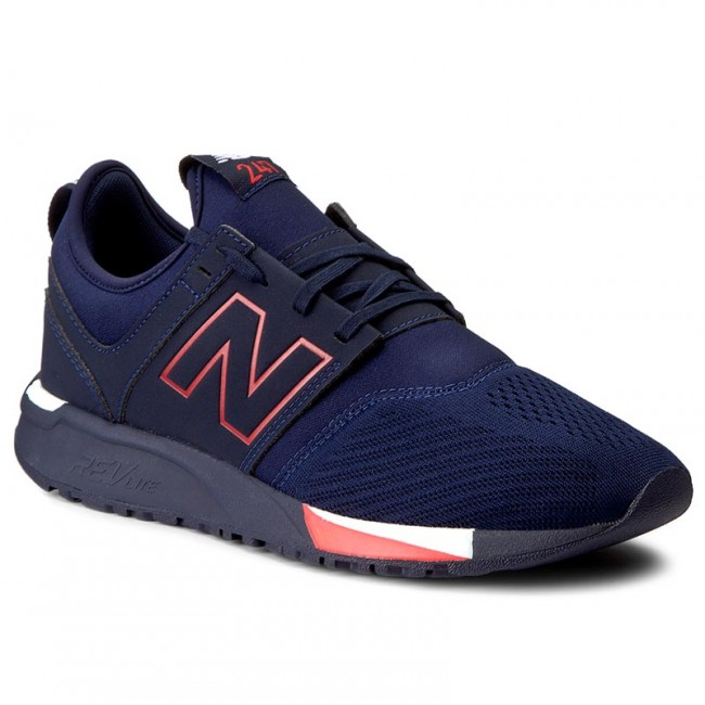 Sneakers NEW BALANCE - MRL247NR Navy Blue