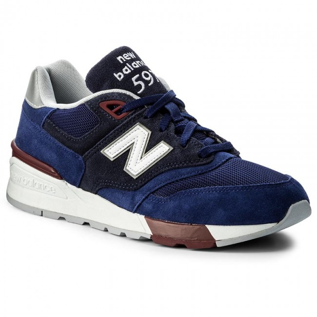 newest collection 746c5 0ae34 Sneakers NEW BALANCE - ML597VAB Navy Blue