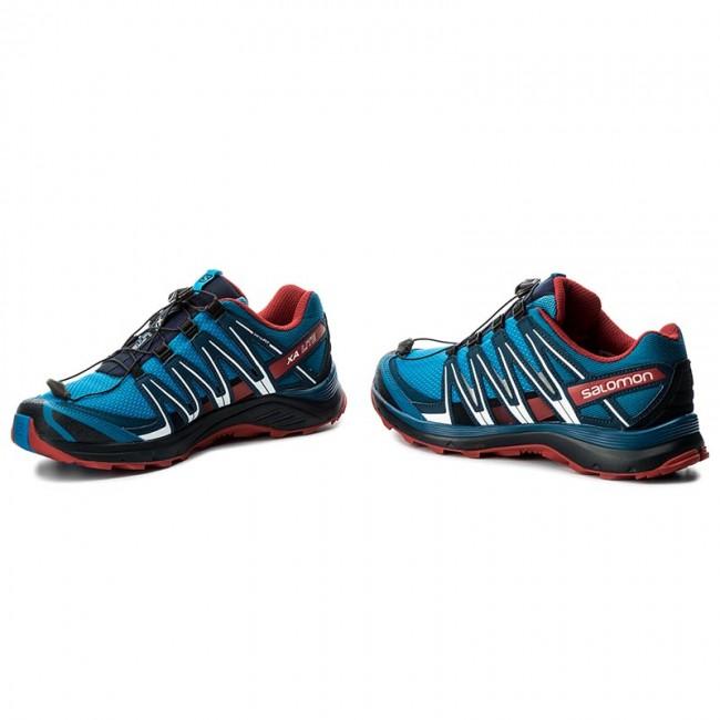 Shoes SALOMON Xa Lite 398448 29 V0 Hawaiian SurfPoseidonBarbados Cherry