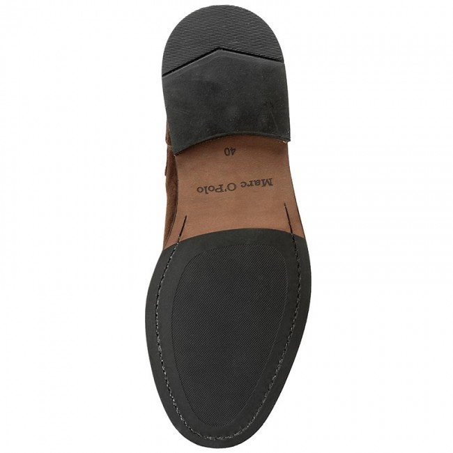 ankle boots marc o 39 polo 708 23775001 303 dark brown 790. Black Bedroom Furniture Sets. Home Design Ideas