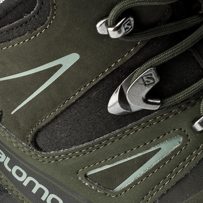 new style 88ca2 d9988 Trekker Boots SALOMON - X Ultra Winter Cs Wp 398503 27 V0  Black/Rosin/Castor Gray