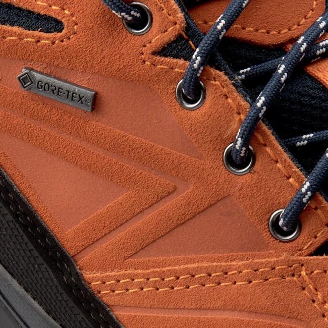 Cheap Men Salomon X ALP GTX Walking shoes clementine x