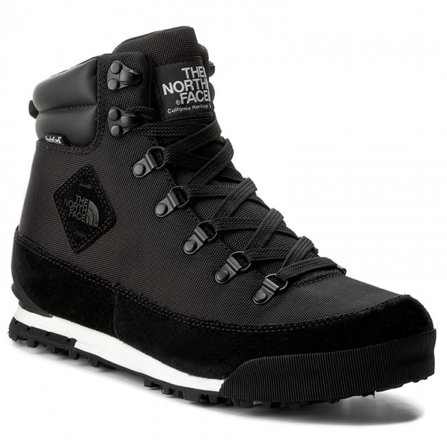 Trekker Boots The North Face Back To Berkeley Nl T0ckk4ky4 Tnf Black Tnf White Trekker Boots High Boots And Others Men S Shoes Efootwear Eu