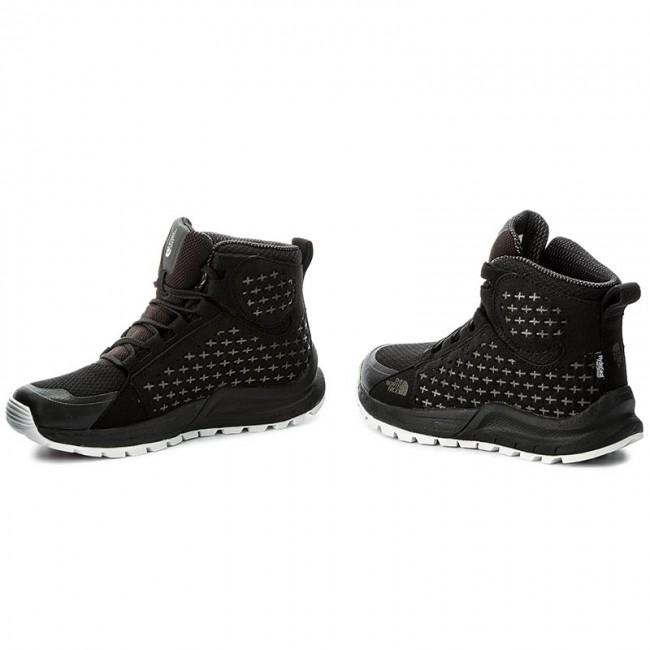Mountain Sneaker Mid Wp T939VXKY4 Tnf