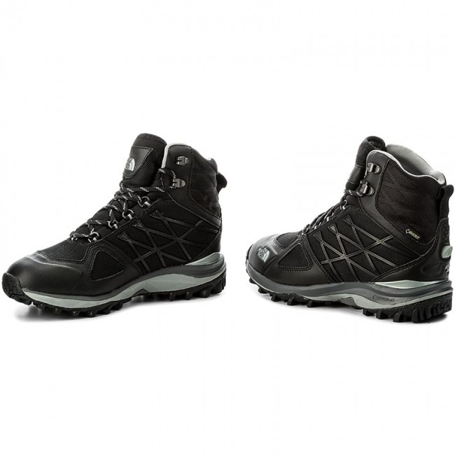 5b0b742ac8f Trekker Boots THE NORTH FACE - Ultra Extreme II Gtx GORE-TEX T0CWA8WL4 Tnf  Black/Griffin Grey