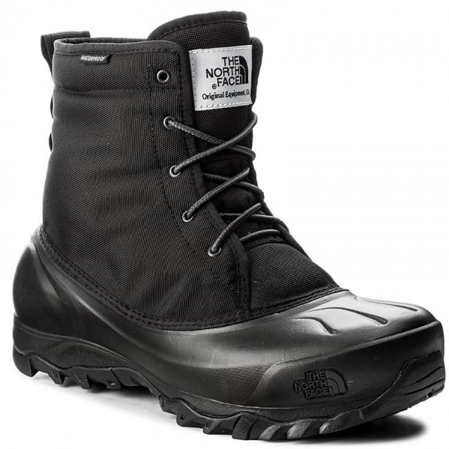 bbc9e7a40 Snow Boots THE NORTH FACE - Tsumoru Boot T93MKSZU5 Tnf Black/Dark Shadow  Grey