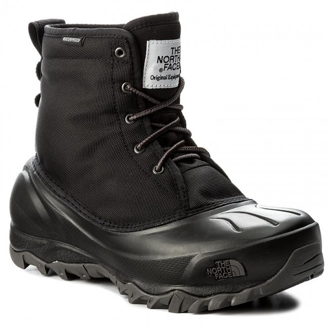 d7b382436cf Snow Boots THE NORTH FACE - Tsumoru Boot T93MKTWE3 Tnf Black/Dark Gull Grey