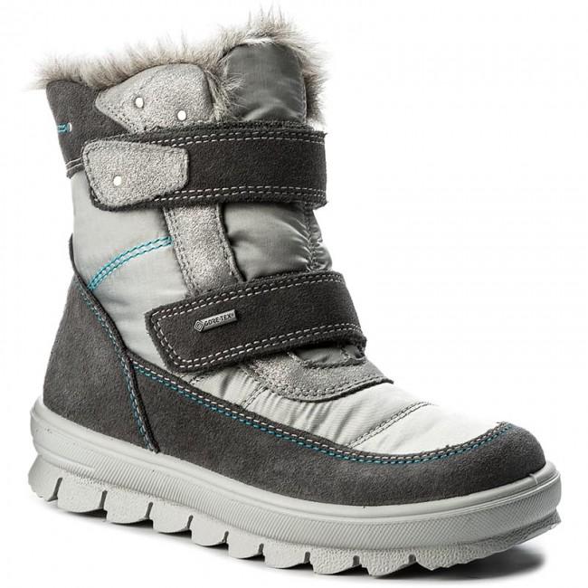 Snow Boots SUPERFIT GORE TEX 1 00214 06 S Stone Kombi