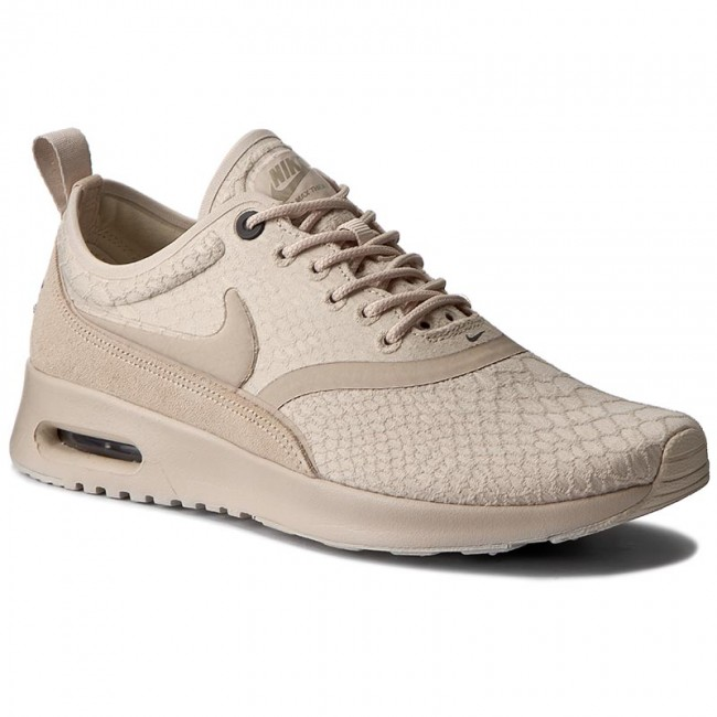 on feet shots of best sale factory authentic Shoes NIKE - Air Max Thea Ultra Se 881118 100 Oatmeal/Oatmeal/Khaki/Black