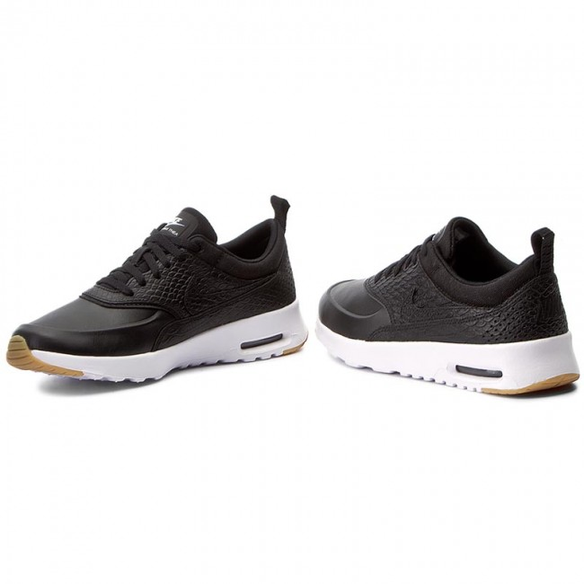 Best Gift Nike Air Max Thea Trainers White Black