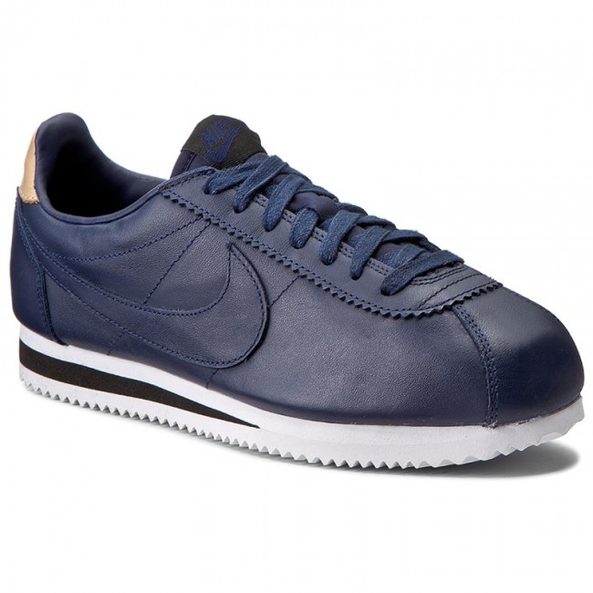 online store 04fbb 65926 Shoes NIKE - Classic Cortez Leather Se 861535 400 Midnight Navy/Midnight  Navy