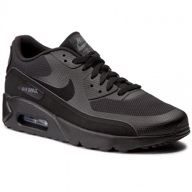 Shoes NIKE Air Max 90 Ultra 2.0 Essential 875695 002 BlackBlackBlackDark Grey