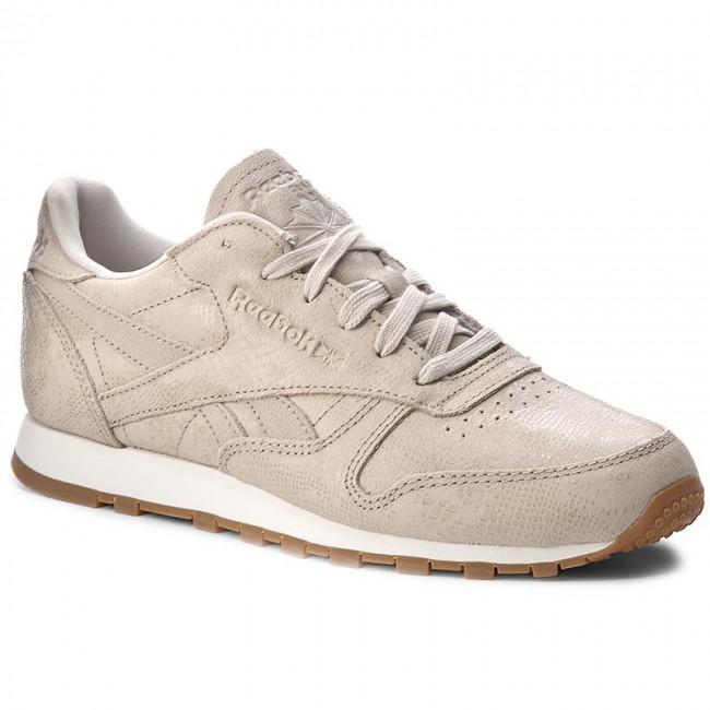 Shoes Reebok - Cl Lthr Clean Exotics