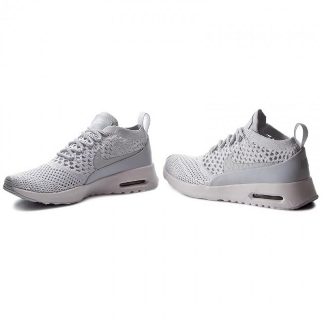 Shoes NIKE Air Max Thea Ultra Fk 881175 002 Pure PlatinumPure Platinum