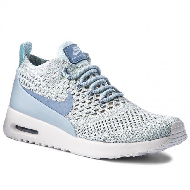 Shoes NIKE Air Max Thea Ultra Fk 881175 401 Lt Armory BlueWork BlueWhite