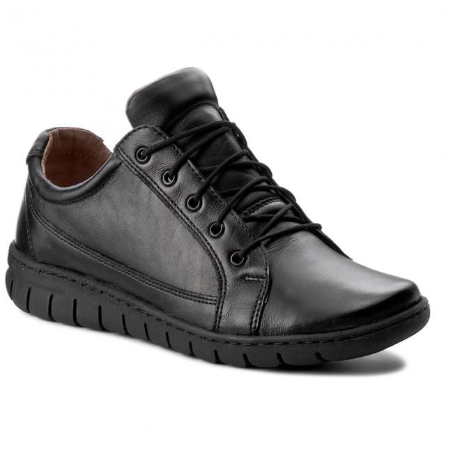 Shoes WASAK 0316 Black