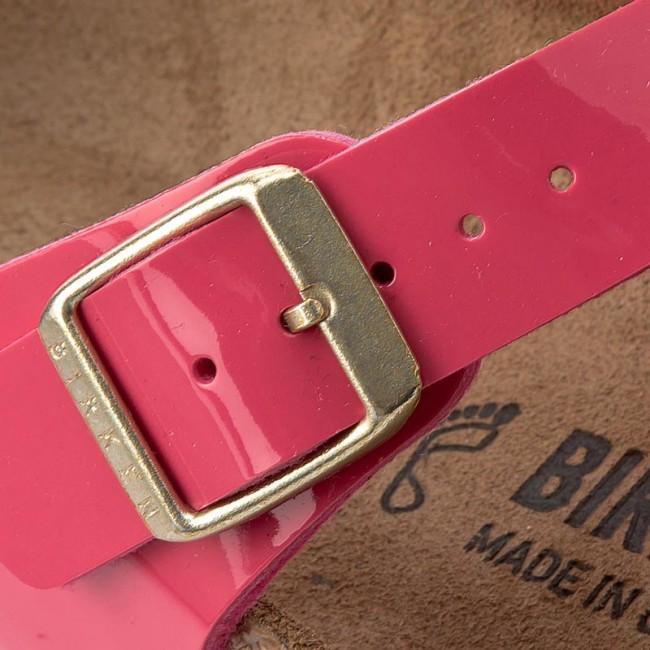 Slides BIRKENSTOCK Gizeh Bs 1005303 Lack Pink