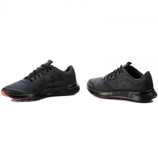 pretty nice 3af09 bbd5c Shoes UNDER ARMOUR - Ua Charged Lightning 1285681-008 Sty/Blk/Blk