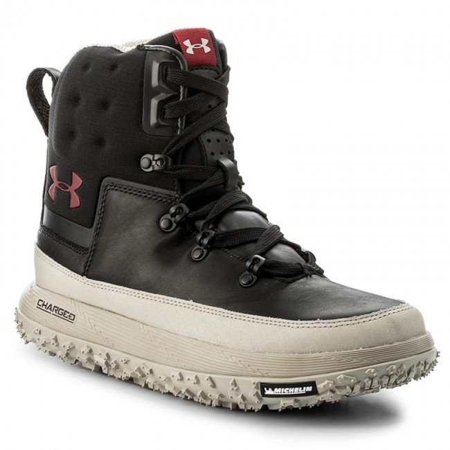 huge discount 9d842 92b3c Snow Boots UNDER ARMOUR - Ua Fat Tire Govie 1299193-001 Blk/Smk/Cri