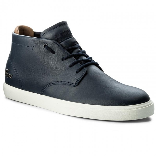 Boots Lacoste Espere Chukka 317 1 Cam 7 34cam0013003 Nvy Boots High Boots And Others Men S Shoes Efootwear Eu