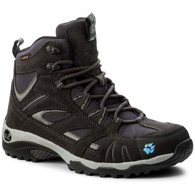 Boots Trekker Hike Mid Jack Wolfskin Vojo Light Sky 4011371 Texapore Women kXOPwuTZi