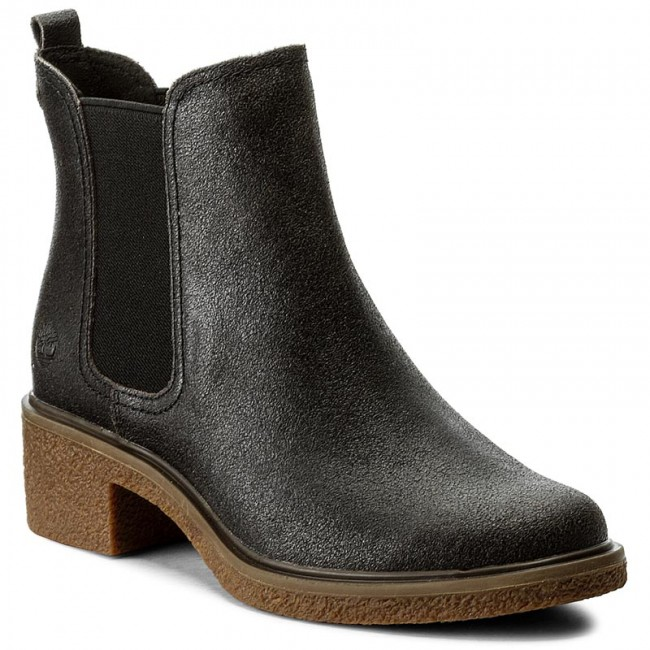 Ankle Boots TIMBERLAND Brinda Double Gore C A1HOM Forged Iron
