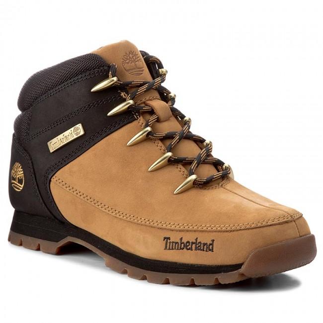 2338ce43291 Hiking Boots TIMBERLAND - Euro Sprint Hiker A1NHJ Wheat