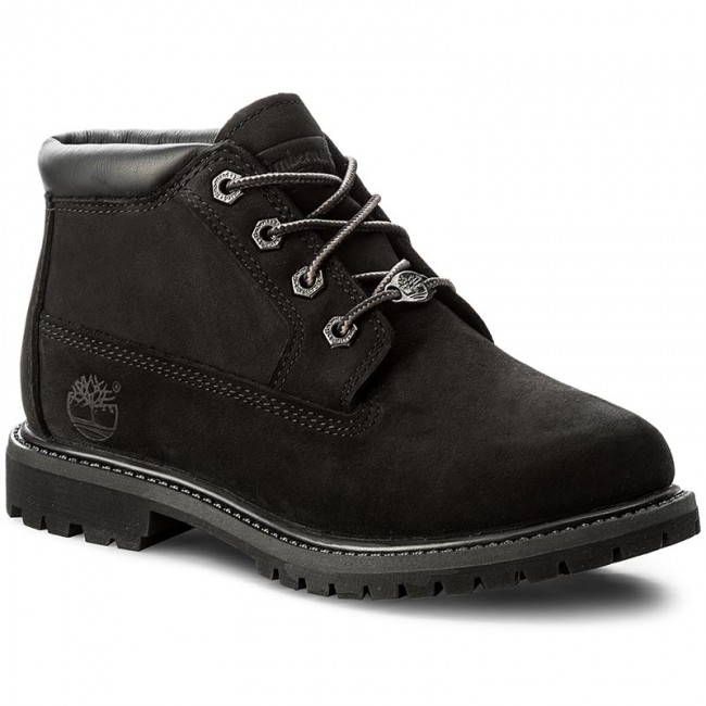 Hiking Boots TIMBERLAND Af Nellie Chukka 23398 Black